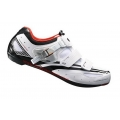 Shimano SH-R107 White Road Shoes